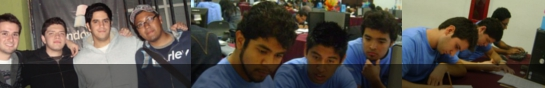 Estudiantes en concursos de programacion